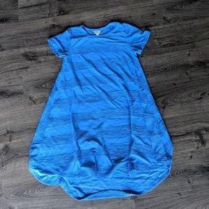 LuLaRoe Carly light blue